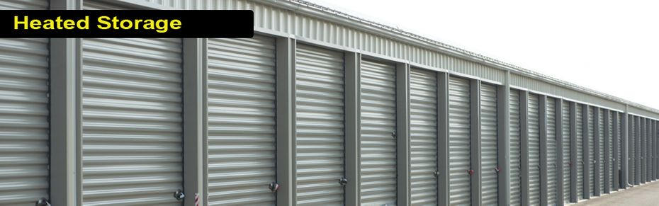 Heated Storage - storage units