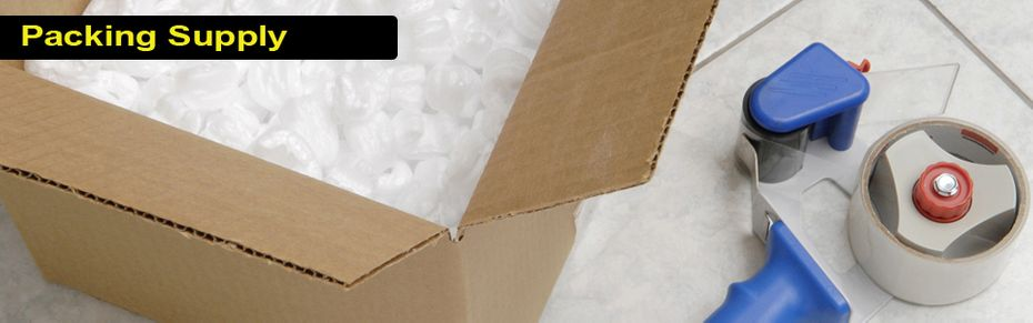 Packing Supply - moving box and tape